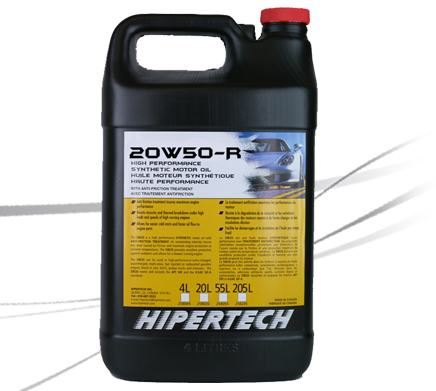 Hipertech Automotive 20w50 R