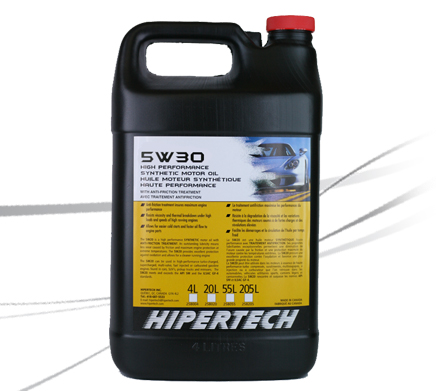Hipertech Automotive 5w30